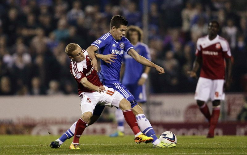 Should Marco van Ginkel be in the Chelsea squad next season?