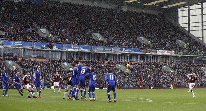 A historical look: Burnley v Chelsea!