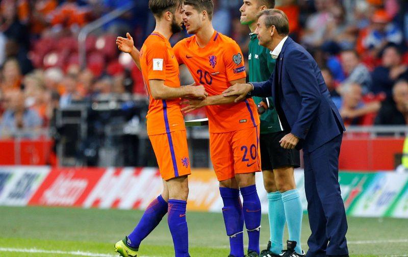 Dutch Champions plan double Chelsea raid