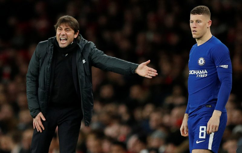 Ross Barkley has the potential to become a key player for Sarri