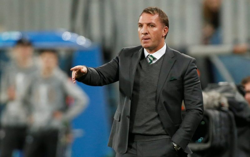 Brendan Rodgers is reportedly on Chelsea's radar