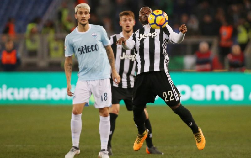 Chelsea interested in Kwadwo Asamoah