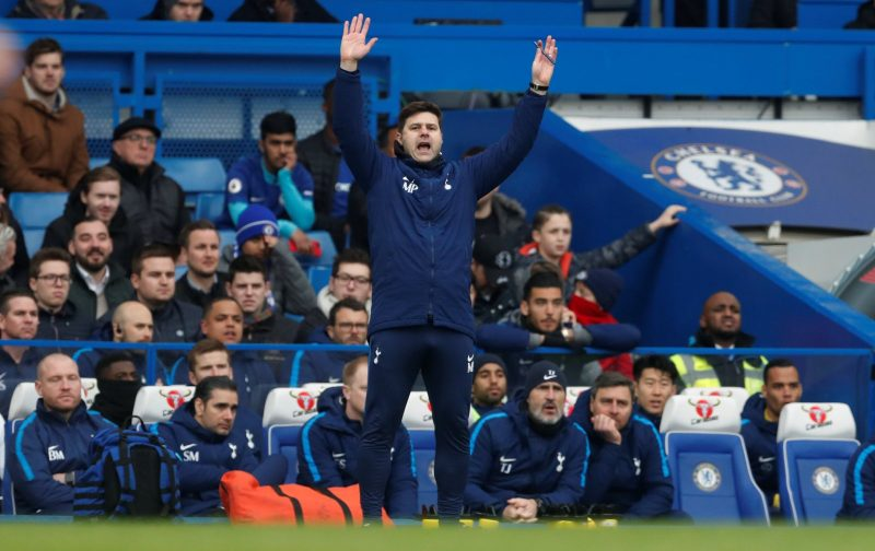 Tottenham will reject all Chelsea approaches for Pochettino