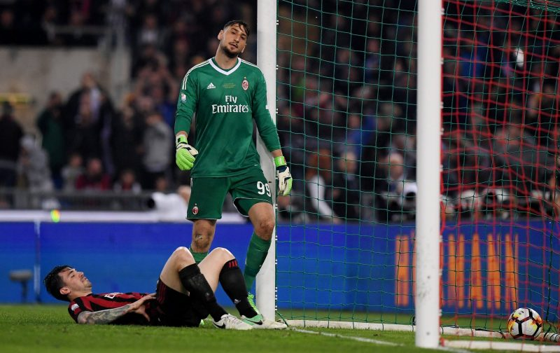 Chelsea could target Gianluigi Donnarumma if Thibaut Courtois leaves