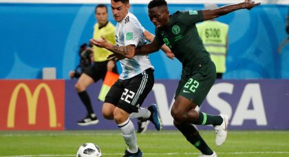 Kenneth Omeruo has joined Leganes on loan