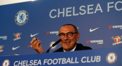 "Sarri's ""little horse"" can gallop to the title"