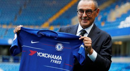 Why Sarri should put all his eggs in the Europa League basket