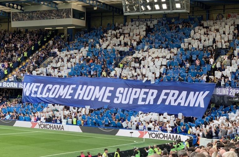 'Welcome Home Super Frank' – Chelsea FanCast #468