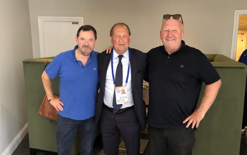 The Chelsea Special – Tommy Baldwin