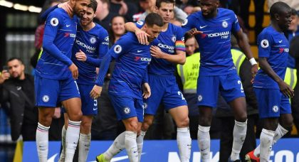 Chelsea Defeat Spirited Fulham