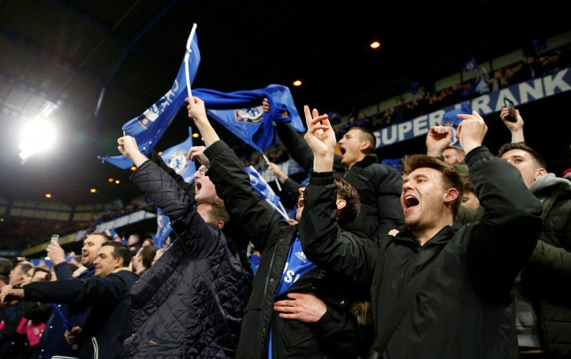 My Chelsea song book