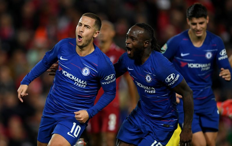 Win a Pair of tickets to Chelsea v Crystal Palace with Hyundai UK