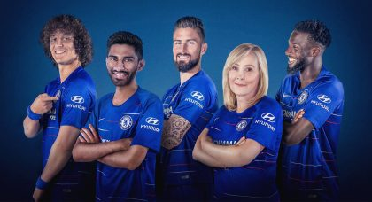 Win Tickets to Chelsea v Cardiff with Hyundai