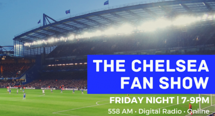 Chelsea FanCast 4th May