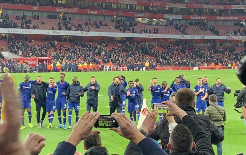 'Play Away' – Chelsea FanCast #486