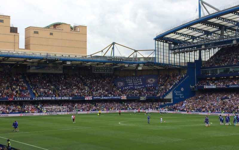 Win Tickets to Chelsea matches with Hyundai!