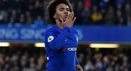 Willian can silence critics