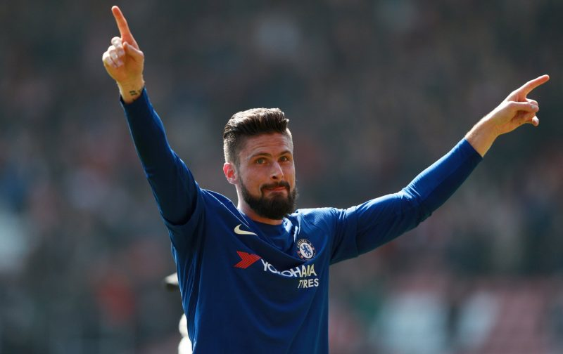 'Giroud to the Rescue' Chelsea FanCast #422