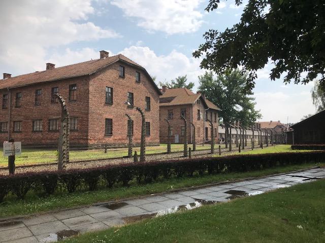 Chelsea's visit to Auschwitz