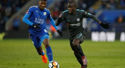 Kante not to blame for toothlessness